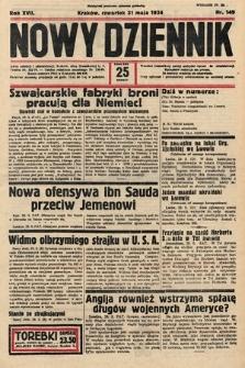 Nowy Dziennik. 1934, nr149