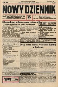 Nowy Dziennik. 1934, nr151