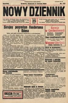 Nowy Dziennik. 1934, nr152