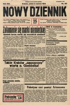 Nowy Dziennik. 1934, nr157