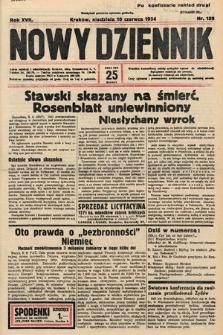 Nowy Dziennik. 1934, nr159
