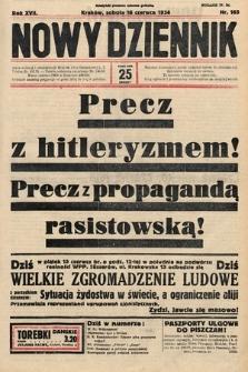Nowy Dziennik. 1934, nr165