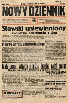 Nowy Dziennik. 1934, nr201