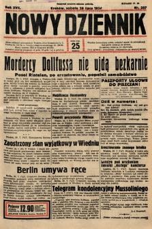 Nowy Dziennik. 1934, nr207