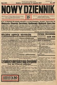 Nowy Dziennik. 1934, nr237