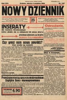 Nowy Dziennik. 1934, nr249