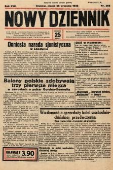 Nowy Dziennik. 1934, nr266