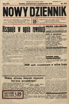 Nowy Dziennik. 1934, nr275