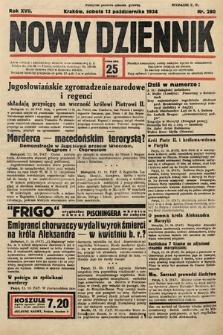 Nowy Dziennik. 1934, nr280