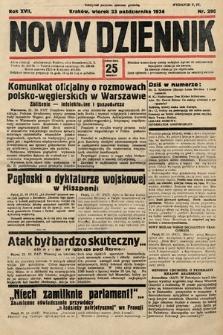 Nowy Dziennik. 1934, nr290
