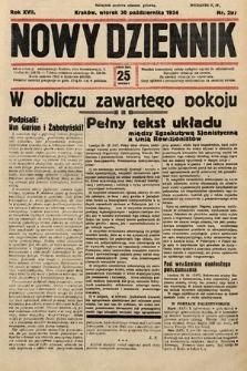 Nowy Dziennik. 1934, nr297