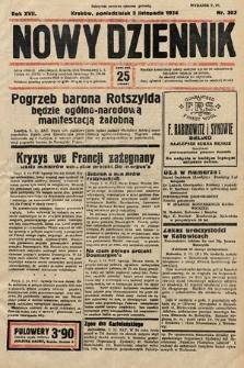 Nowy Dziennik. 1934, nr303