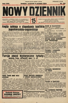 Nowy Dziennik. 1934, nr334