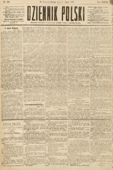 Dziennik Polski. 1896, nr191