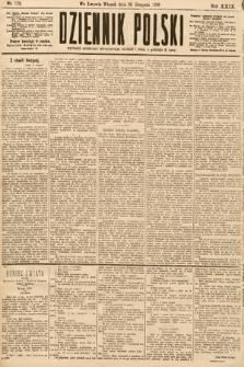 Dziennik Polski. 1896, nr229