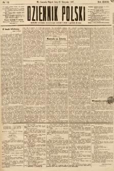 Dziennik Polski. 1896, nr232