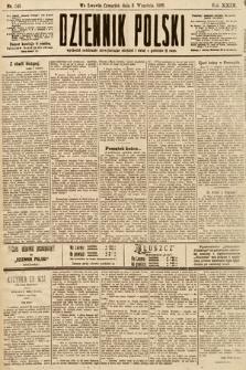 Dziennik Polski. 1896, nr245