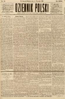 Dziennik Polski. 1896, nr255