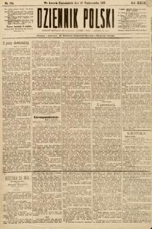 Dziennik Polski. 1896, nr284