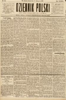 Dziennik Polski. 1896, nr321