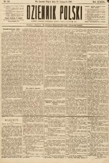 Dziennik Polski. 1896, nr323
