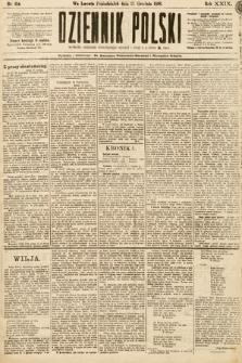 Dziennik Polski. 1896, nr354