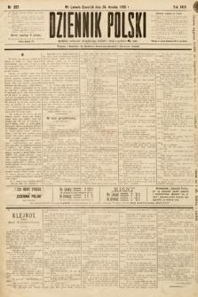 Dziennik Polski. 1896, nr357