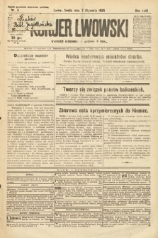 Kurjer Lwowski. 1925, nr5