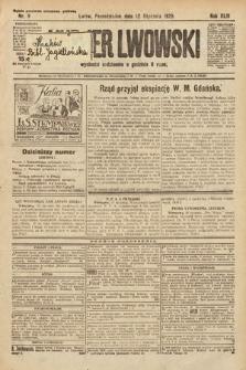 Kurjer Lwowski. 1925, nr9