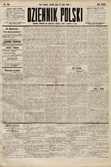 Dziennik Polski. 1900, nr206