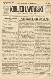 Kurjer Lwowski. 1925, nr20