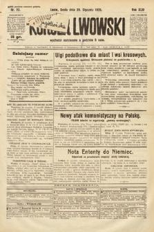 Kurjer Lwowski. 1925, nr22
