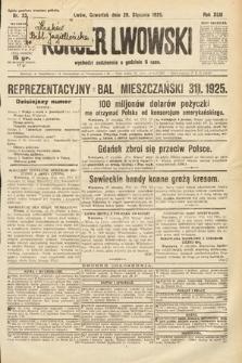 Kurjer Lwowski. 1925, nr23