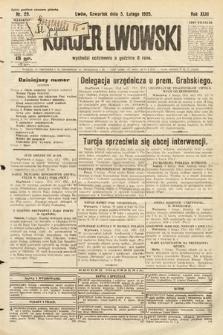 Kurjer Lwowski. 1925, nr29