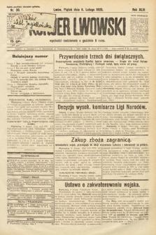 Kurjer Lwowski. 1925, nr30