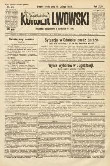 Kurjer Lwowski. 1925, nr34
