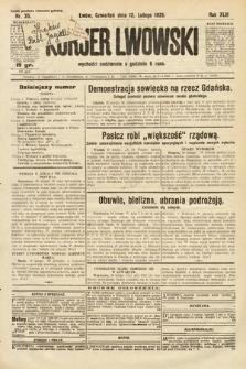 Kurjer Lwowski. 1925, nr35