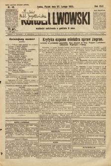 Kurjer Lwowski. 1925, nr48