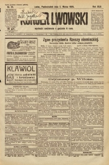 Kurjer Lwowski. 1925, nr51