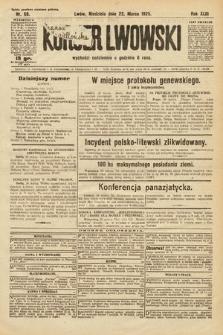 Kurjer Lwowski. 1925, nr68