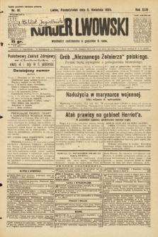 Kurjer Lwowski. 1925, nr81