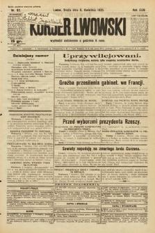 Kurjer Lwowski. 1925, nr82