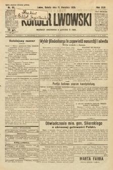 Kurjer Lwowski. 1925, nr85