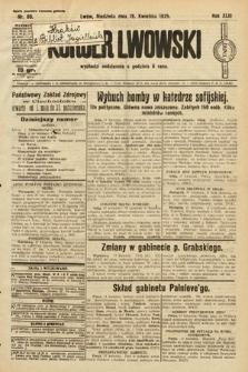 Kurjer Lwowski. 1925, nr90