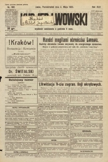 Kurjer Lwowski. 1925, nr102