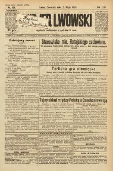 Kurjer Lwowski. 1925, nr104