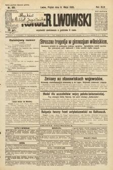Kurjer Lwowski. 1925, nr105