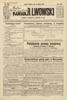 Kurjer Lwowski. 1925, nr106