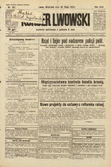 Kurjer Lwowski. 1925, nr107