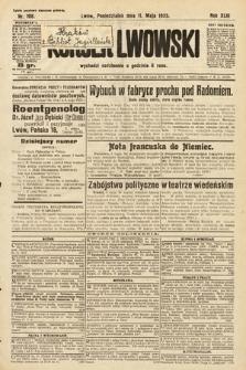 Kurjer Lwowski. 1925, nr108